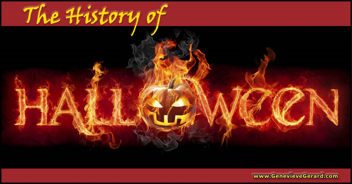 Halloween History Facts | Genevieve Gerard