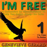 I'm Free To Relax CD Cover