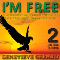 I'm Free To Sleep CD Cover